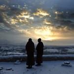 Święto buddyjskie w klasztorze Spitok w Ladakhu - slideshow