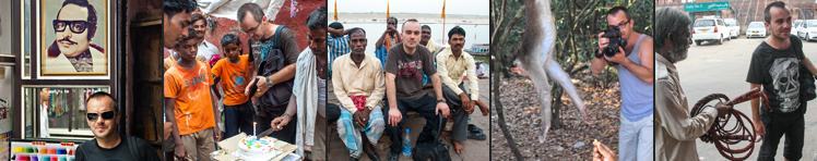 Jakub Śliwa Fotoekspedycje do Indii
