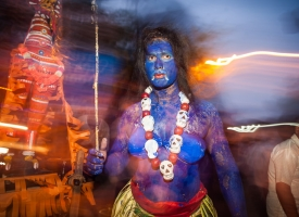 Warsztaty fotograficzne z Jakubem Śliwą - Kerala 2015