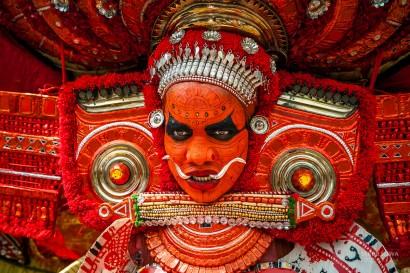 Jakub Śliwa - Theyyam, Wybrzeże Malabarskie, Kerala, Indie